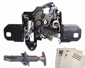 New Hood Latch Lock Catch 1998-2010 Vw Beetle   Pull Handle