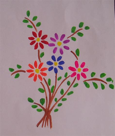 easy paintings easy crafts explore your creativity simple stroke painting