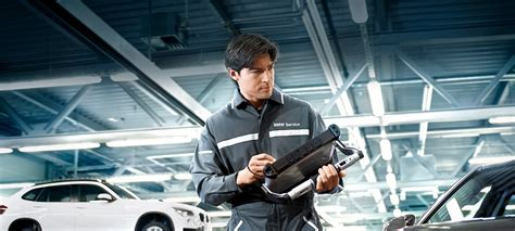 Bmw Service by Service Maintenance