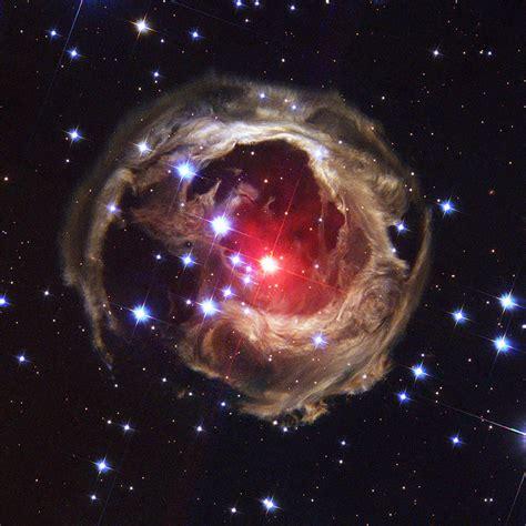 Space - V838 Monocerotis Nibiru V838 Mon - iPad iPhone HD ...