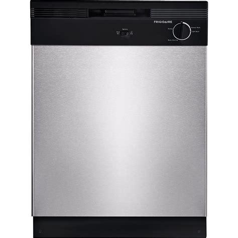 "Frigidaire Fbd2400ks 24"" Builtin Dishwasher  Stainless Steel"