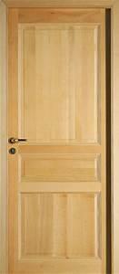 classique quercy porte d39intrieur roziere portes et With porte de garage et porte interieur hetre massif