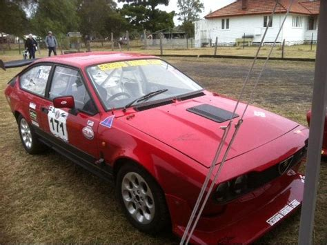 Alfa Romeo Gtv6 3.0 Track Car Yandina Creek