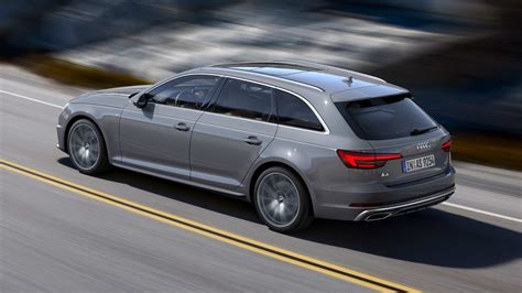 Audi A4 Sedan & Avant Receive Styling Upgrades For 2019