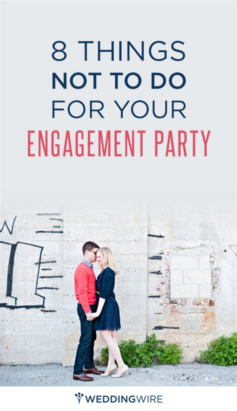 The Dos and Don ts of Engagement Party Etiquette