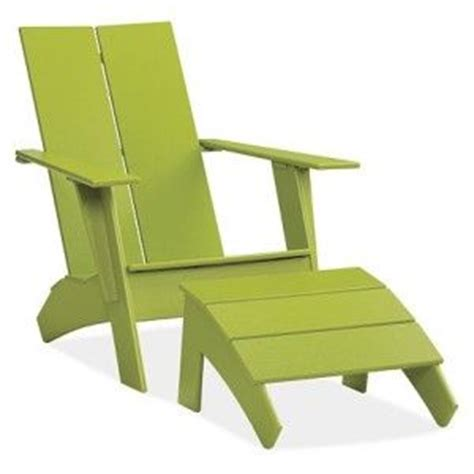 modern adirondack chair plans wood projects