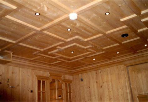 Faux Plafond Bois Suspendu Mzaolcom