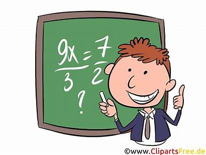 Clipart Schule Bild Matematik Obraz Ilustracja Szkole