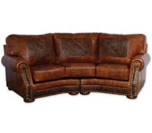 sofa big cameron ranch curved sofa