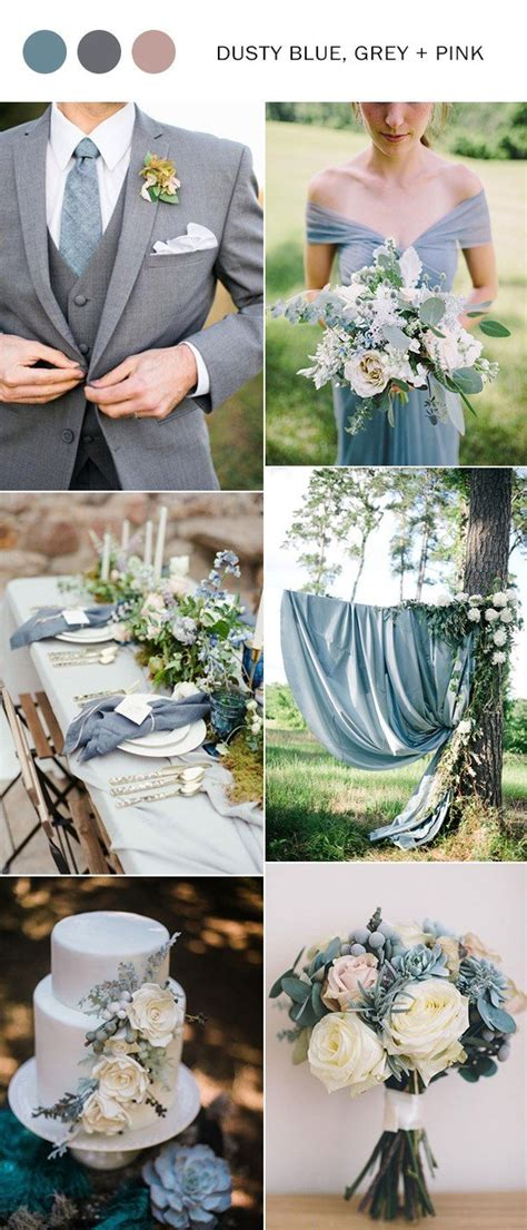 top  wedding color ideas   trends   day