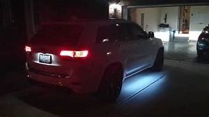Led Entry    Puddle Light Mod On 2014 Jeep Srt