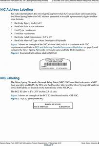 Itron Nic541 Network Relay Point  Nrp  Nic User Manual