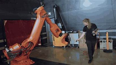 Industrial Robots Robot Gannon Madeline Human Taming
