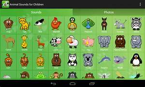 Animal Sounds for Children - Android Apps on Google Play