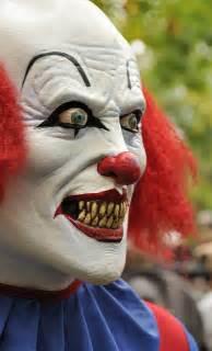 Really Very Scary Clowns