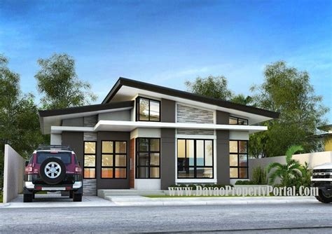 story double pitched roof modern homes ilumina estate buhangin davao city