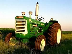 1959 Oliver 990 Gm Diesel  Restoration Completed 2011