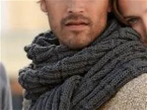 Echarpe Homme Tricot : une charpe pour l homme par dans ma woolote ~ Melissatoandfro.com Idées de Décoration
