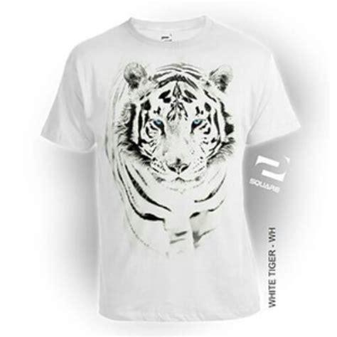 kaos  white tiger minatinboxcom toko  aman  terpercaya