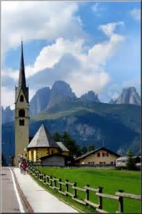 Alba Di Canazei Italy