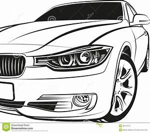 Car coupe stock vector. Illustration of over, illustration ...
