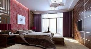 Bedroom  Luxurious Decoration  Interior Space  3d Model Download Free Vector 3d Model Icon