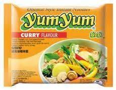 yum yum nudeln yum yum instant nudeln mit currygeschmack asia food