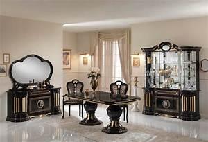 Salle a manger meuble italien charles meubles for Meuble de salle a manger avec meuble italien salle a manger