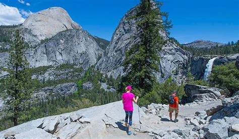 yosemite national park lodging camping attractions