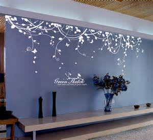 vine vinyl wall decals wallstickery com