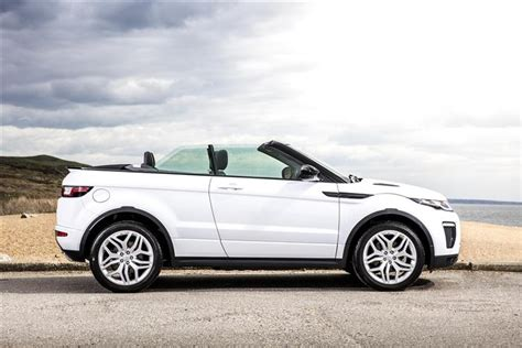 Land Rover Range Rover Evoque Finance And Leasing Deals