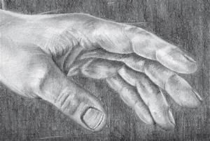 Zeichnen Lernen Mit Bleistift : zeichenkurs hand und finger zeichnen lernen ~ Frokenaadalensverden.com Haus und Dekorationen