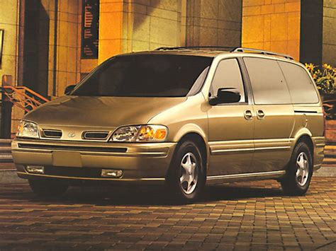 1998 Oldsmobile Silhouette Reviews, Specs And Prices