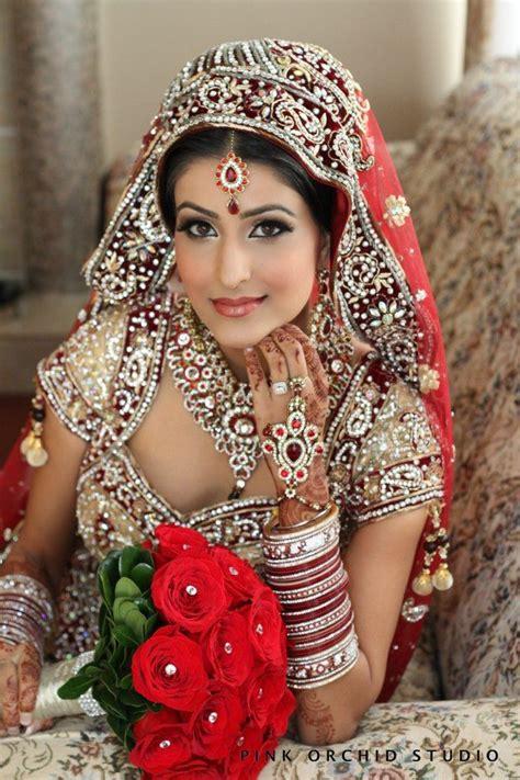 Indian Wedding Bride Makeup