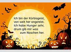 HalloweenSpruch Ich bin der Kürbisgeist Bilder