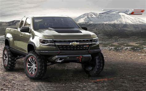 Chevrolet 2019 : 2019 Chevy Colorado Redesign, Specs, Changes, Release Date
