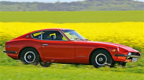 Datsun 240z Wallpaper ·①