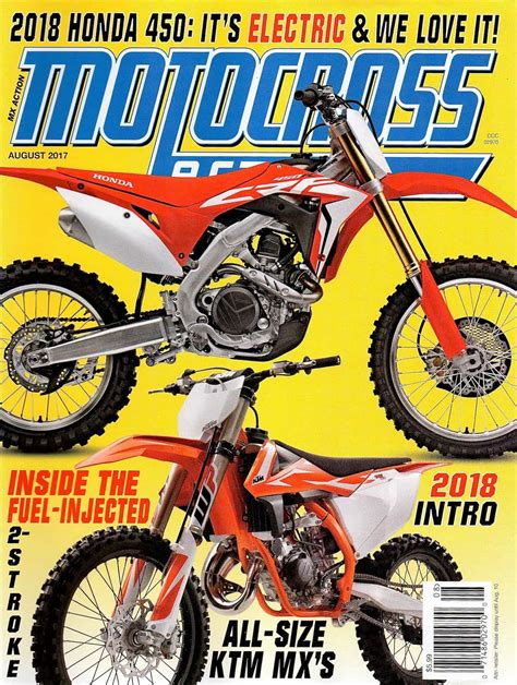 motocross action magazine motocross action magazine have you seen the new mxa