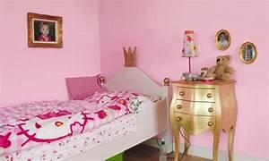 Farbe Schöner Wohnen : wandgestaltung in rosa sch ner wohnen farbe malve planungswelten ~ Buech-reservation.com Haus und Dekorationen