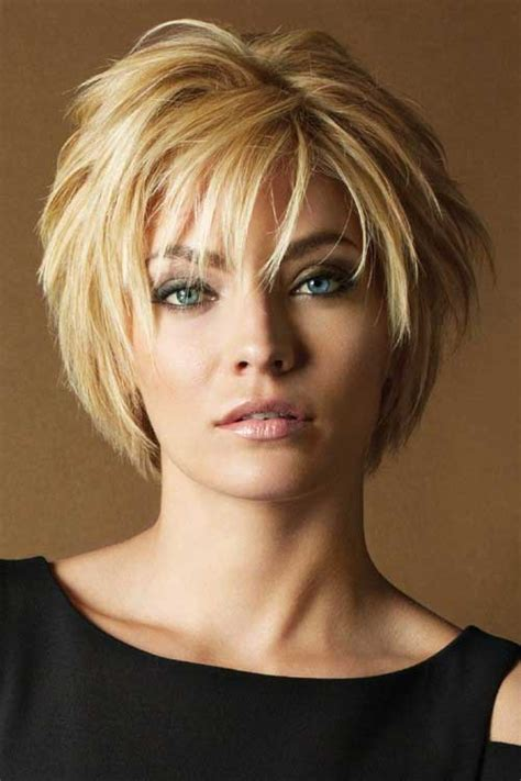 short layered haircut the best short hairstyles for