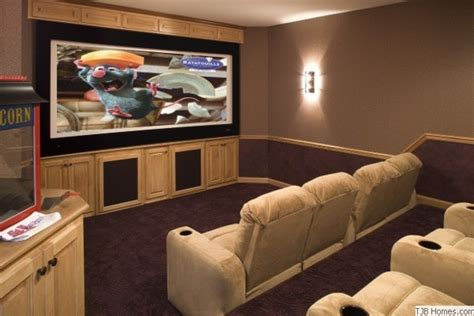 tjb homes theater rooms media rooms  lofts photo gallery