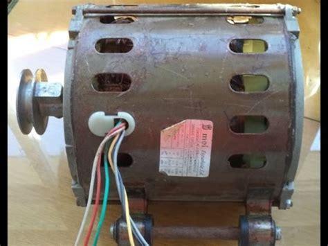 motores de lavadora