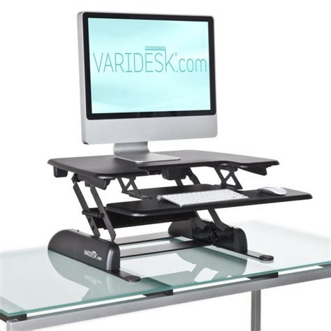 Varidesk Pro Plus 30 by ᐅ Best Stand Up Desks Reviews Compare Now