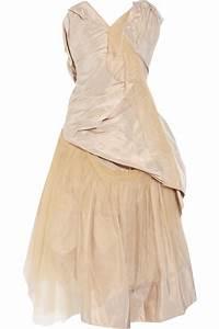 bronze silk taffeta wedding dress or lwd by vivienne With bronze wedding dress