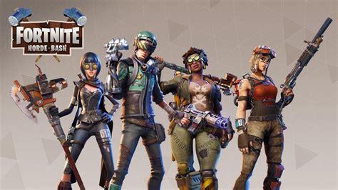 Renegade Raider Horde Bash Fortnite Hd Games Wallpapers