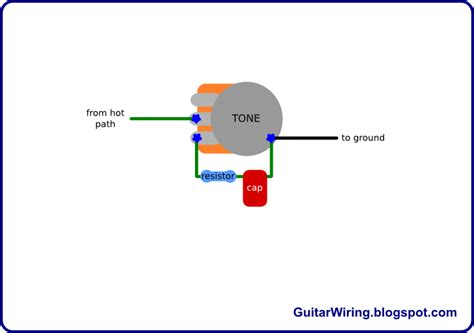 The Guitar Wiring Blog Diagrams Tips Tone Control Mod