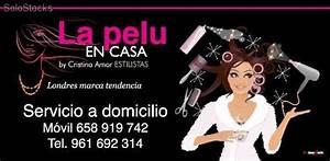 Peluquería a domicilio La Pelu en casa by Cristina Amor estilistas barato