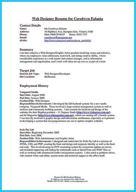 594 best resume sles images on