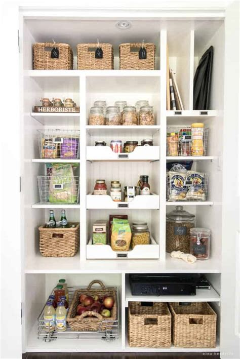 kitchen food storage pantry 10 pantry organization ideas tips and tricks for an 4890