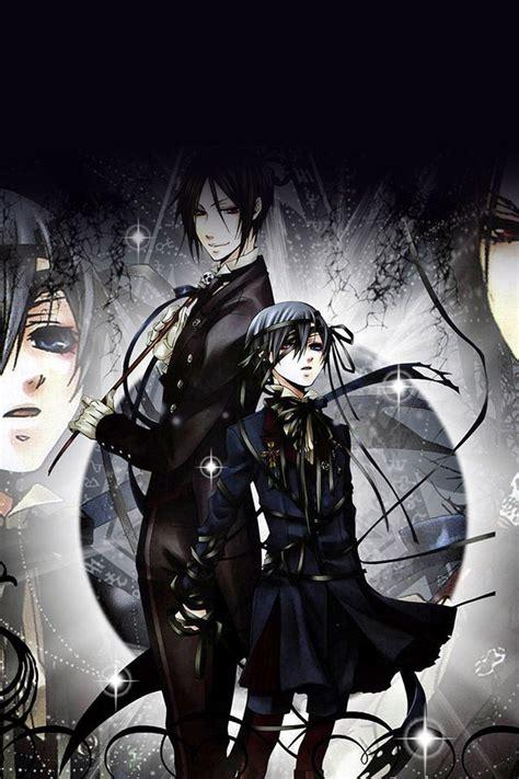 Anime Parallax Wallpaper - freeios7 anime black butler freeios7 iphone